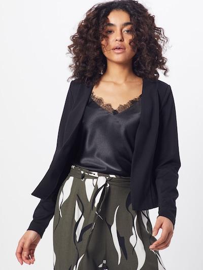 ICHI Blazer 'IXKATE SHORT' in schwarz, Modelansicht