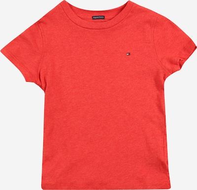 TOMMY HILFIGER T-Shirt en rouge, Vue avec produit