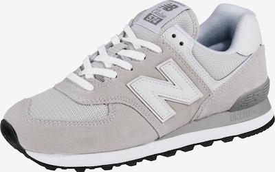 taupe / világosszürke new balance Rövid szárú edzőcipők 'WL574EB', Termék nézet
