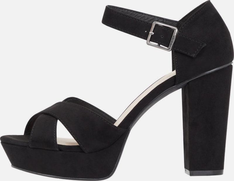 Bianco Block Heel Sandals