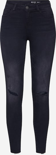 Noisy may Jeans i black denim, Produktvisning