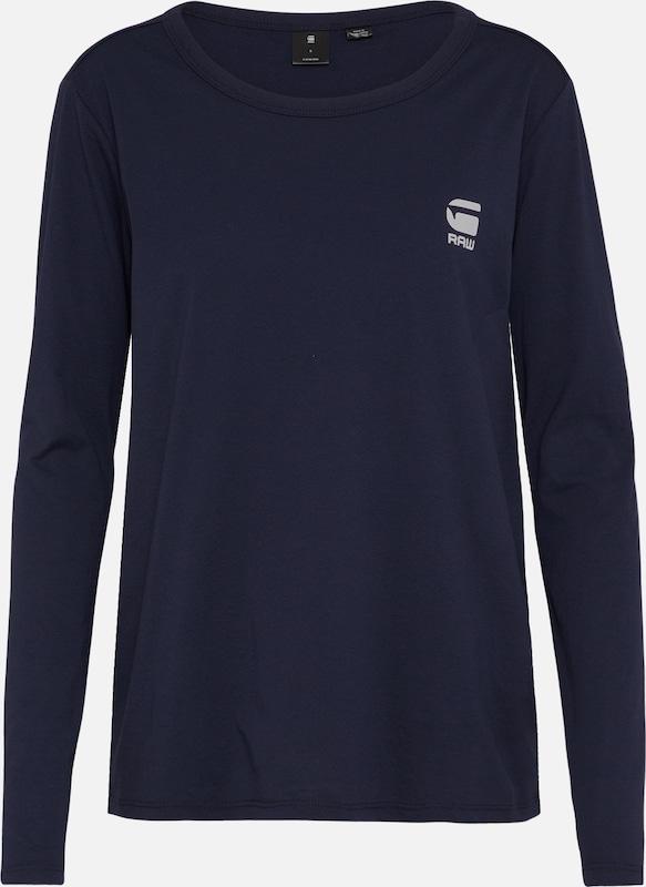 G T star shirt En Bleu Raw 1JcKTlF