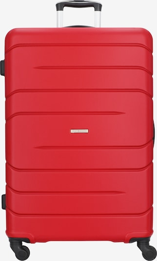 Nowi Trolley in rot, Produktansicht