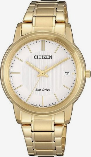 CITIZEN Uhr 'FE6012-89A' in gold, Produktansicht