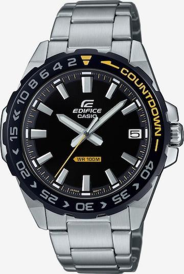 CASIO Uhr 'EFV-120DB-1AVUEF' in schwarz / silber, Produktansicht