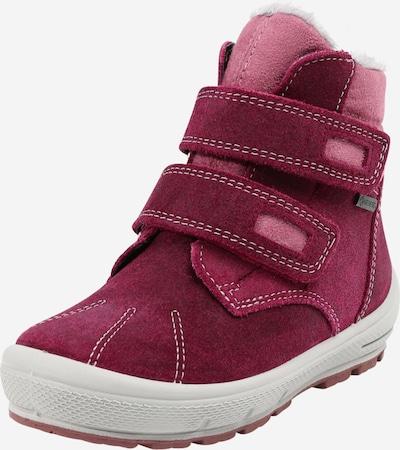 SUPERFIT Kozaki 'GROOVY' w kolorze różowy pudrowy / czerwonym, Podgląd produktu