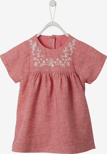 VERTBAUDET Kleid in rotmeliert, Produktansicht
