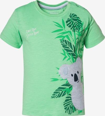 STACCATO T-Shirt in mint / mischfarben, Produktansicht