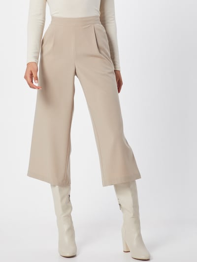 ONLY Hose 'ONLCAISA' in beige, Modelansicht