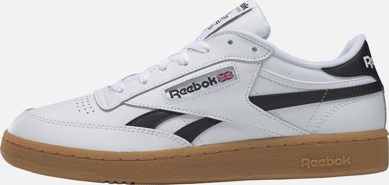 Reebok Classic Sneaker in braun rot schwarz weiß
