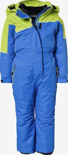 CMP Schneeanzug in blau / schilf, Produktansicht
