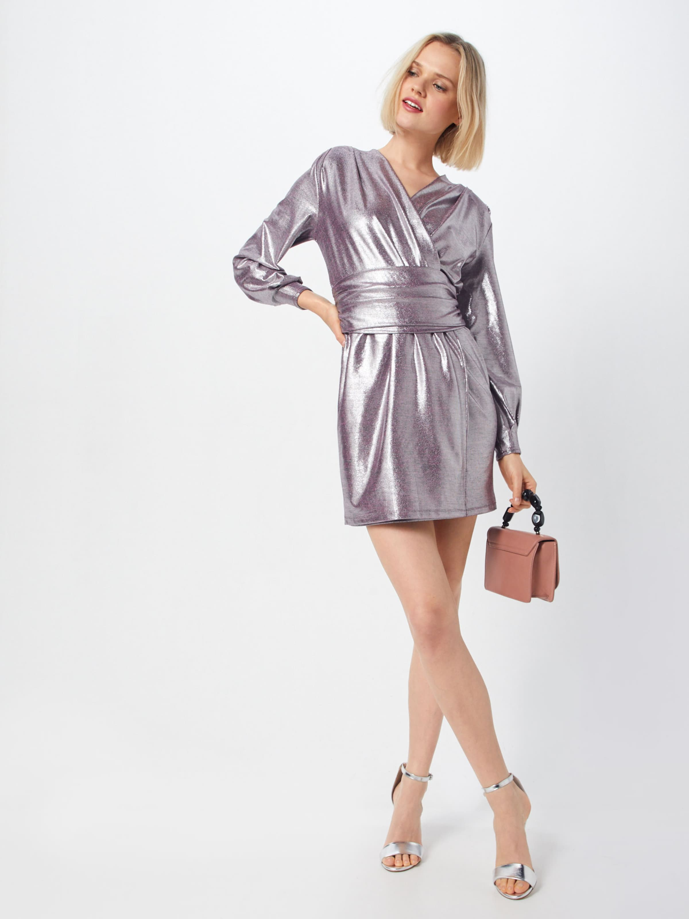 'cara' In For About You Silber Michalsky Kleid 5ARL34j