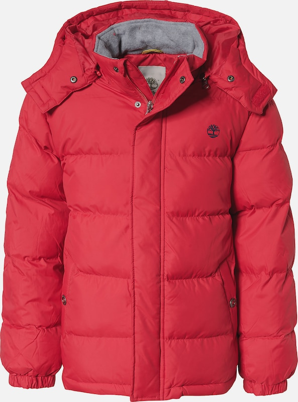 TIMBERLAND Jacke in rot, Produktansicht