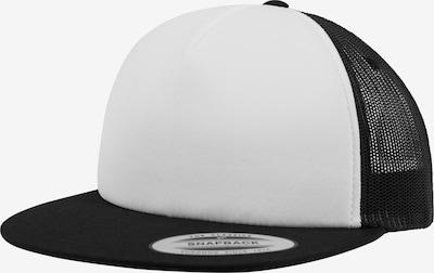 Flexfit Trucker 'Foam' in schwarz / weiß, Produktansicht