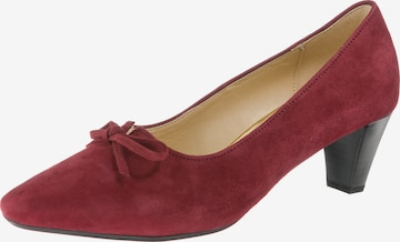 GABOR Pumps in Rot