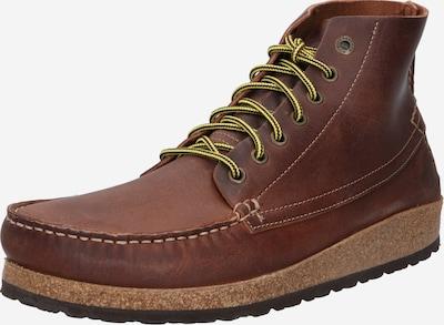 BIRKENSTOCK Sportovní šněrovací boty 'Marton' - písková / hnědá, Produkt