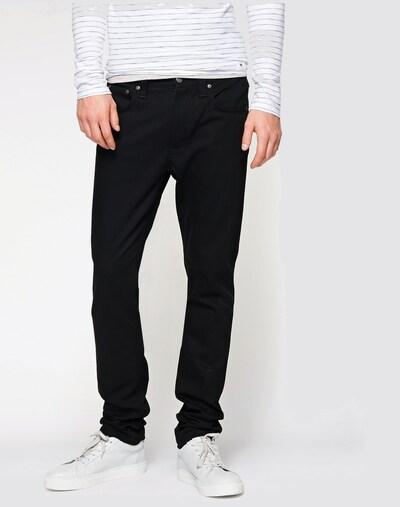 Nudie Jeans Co Jeans 'Lean Dean' in schwarz, Modelansicht