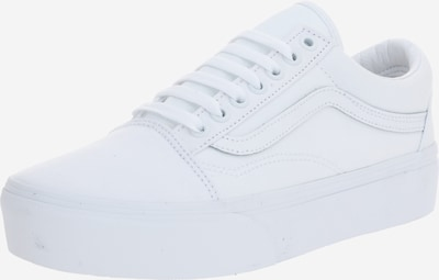VANS Sneakers low 'Old Skool Platform' in White, Item view