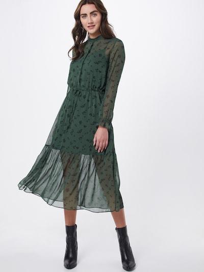 mbym Kleid 'Diaz' in grün, Modelansicht