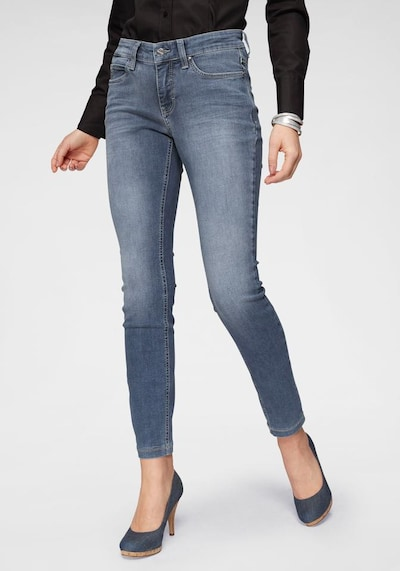 Jeans 'Dream' MAC pe albastru denim, Vizualizare model