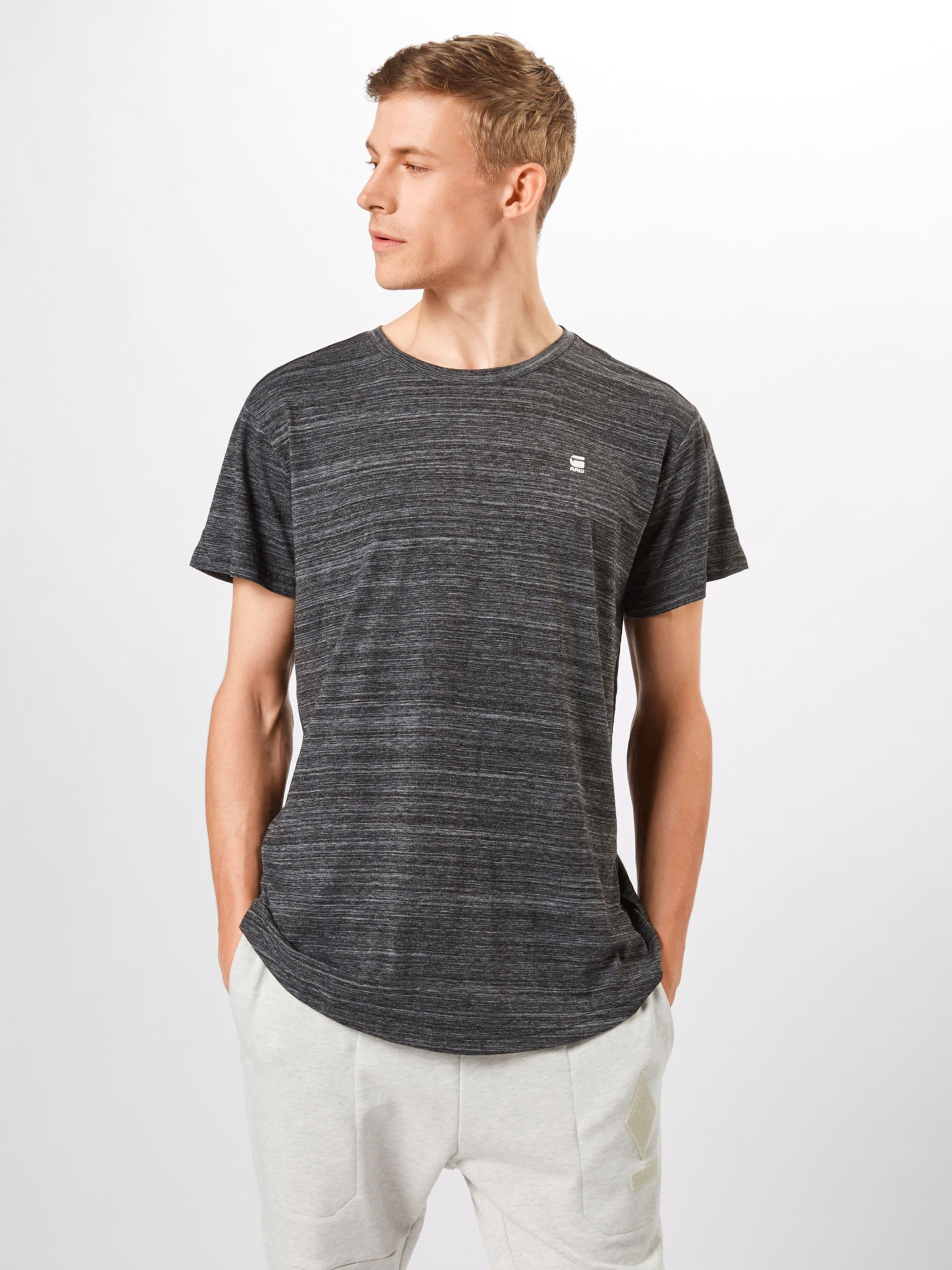 Raw Graumeliert In G star Shirt hCstxQrBd