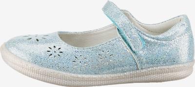 LICO Ballerinas in blau, Produktansicht