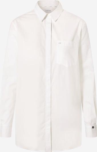Calvin Klein Blouse in de kleur Wit, Productweergave