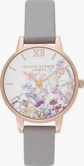 Olivia Burton Uhr in grau / mischfarben, Produktansicht