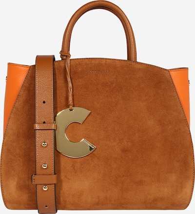 Coccinelle Shopper in karamell / orange, Produktansicht