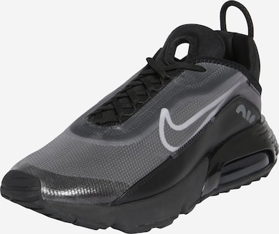 Nike Sportswear Augstie apavi 'Nike Air Max 2090' pieejami melns, Preces skats