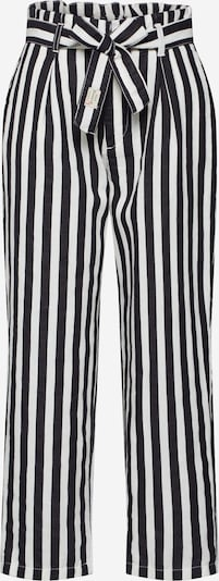 Herrlicher Trousers in black / white, Item view