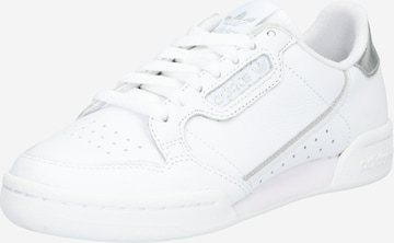 ADIDAS ORIGINALS Rövid szárú edzőcipők 'Continental 80' - fehér