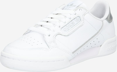 ADIDAS ORIGINALS Sneakers low 'Continental 80' in Silver / White, Item view