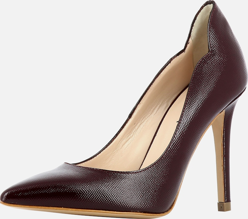 Pumps Bordeaux Evita Bordeaux Evita Pumps In Bordeaux In In Pumps Evita aCxt5Twq