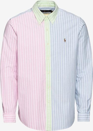 POLO RALPH LAUREN Košeľa - svetlomodrá / ružová, Produkt