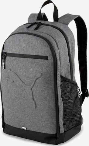 PUMA Sports Backpack 'Buzz' in Grey
