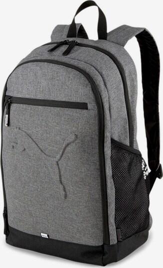PUMA Rucksack 'Buzz' in grau / schwarz, Produktansicht
