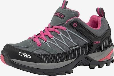 CMP Trekkingschuh in grau / anthrazit / pink, Produktansicht