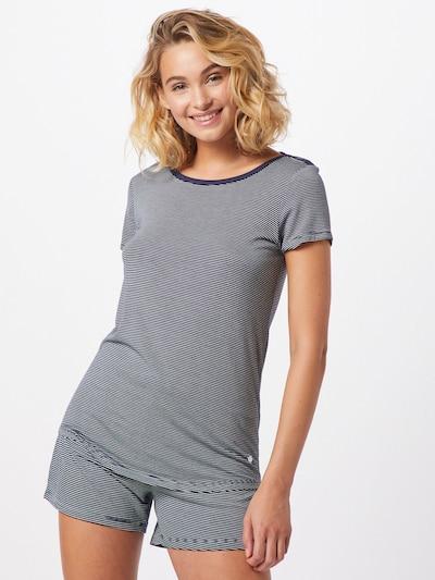 Pižaminiai marškinėliai 'JAYLA' iš ESPRIT , spalva - tamsiai mėlyna: Vaizdas iš priekio
