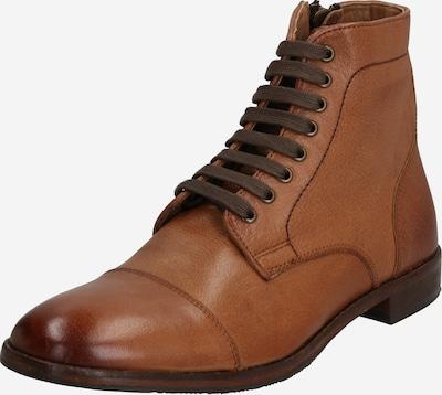 Gordon & Bros Škornji z vezalkami 'Alessio-BT' | konjak barva, Prikaz izdelka
