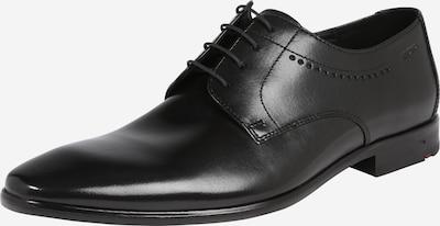 LLOYD Buty sznurowane w kolorze czarnym, Podgląd produktu