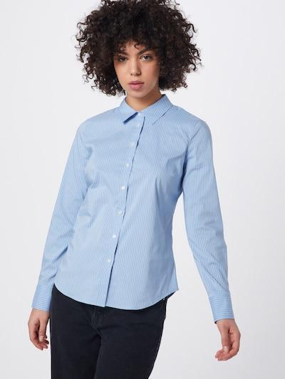 Banana Republic Bluse ' RILEY' in blau / mischfarben, Modelansicht