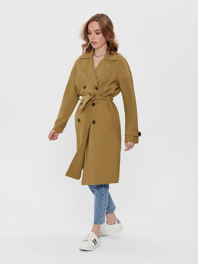 ONLY Trenchcoat in braun: Frontalansicht