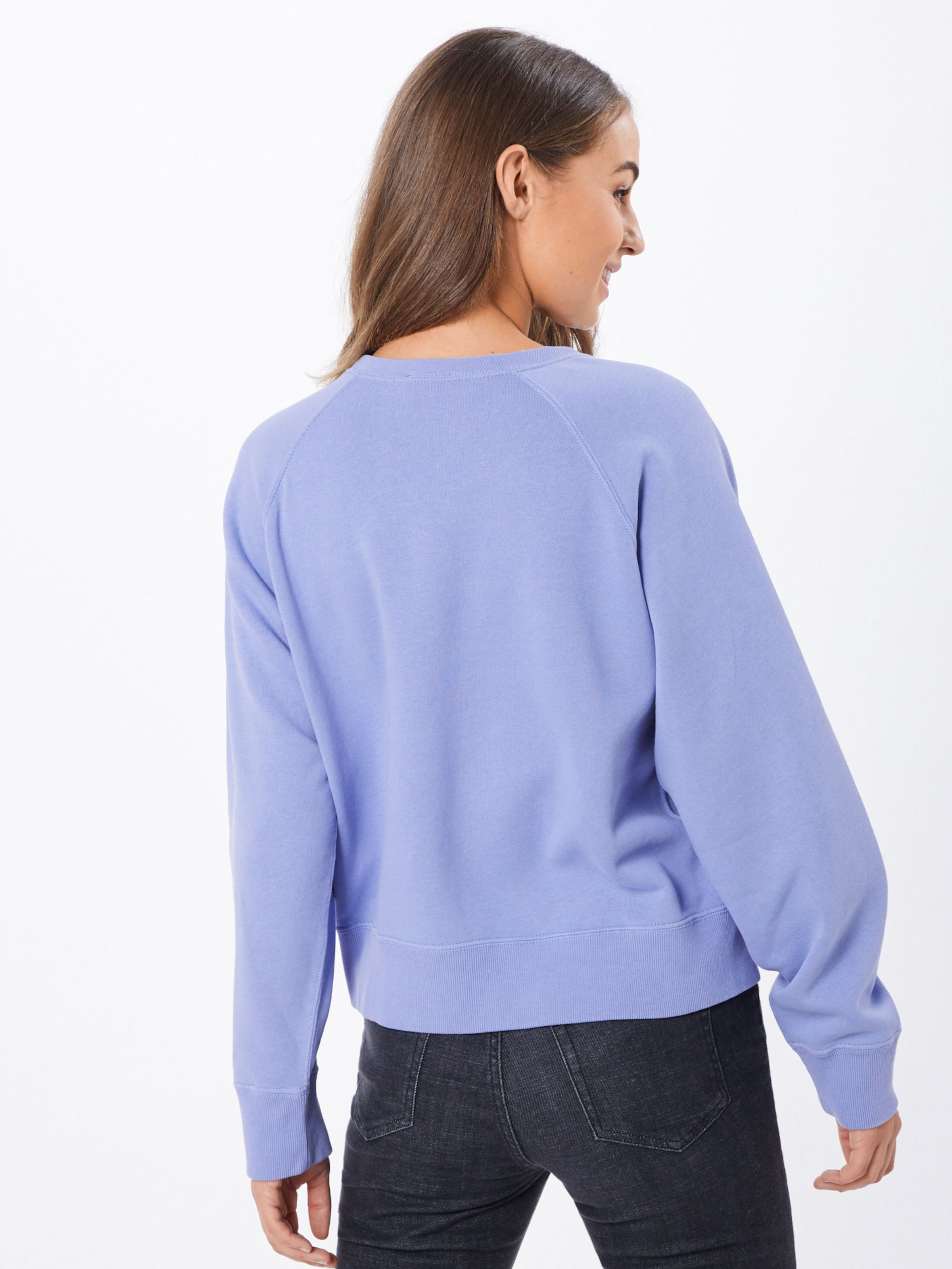 Sweat shirt JauneLilas Ralph En Polo Lauren IYb67vfgym
