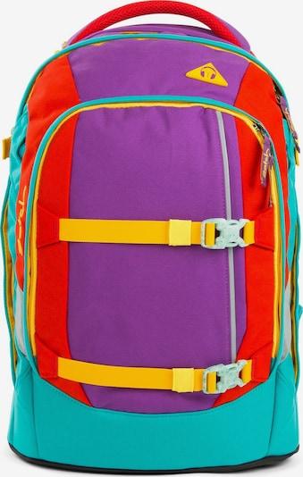 Satch Schulrucksack in mischfarben, Produktansicht