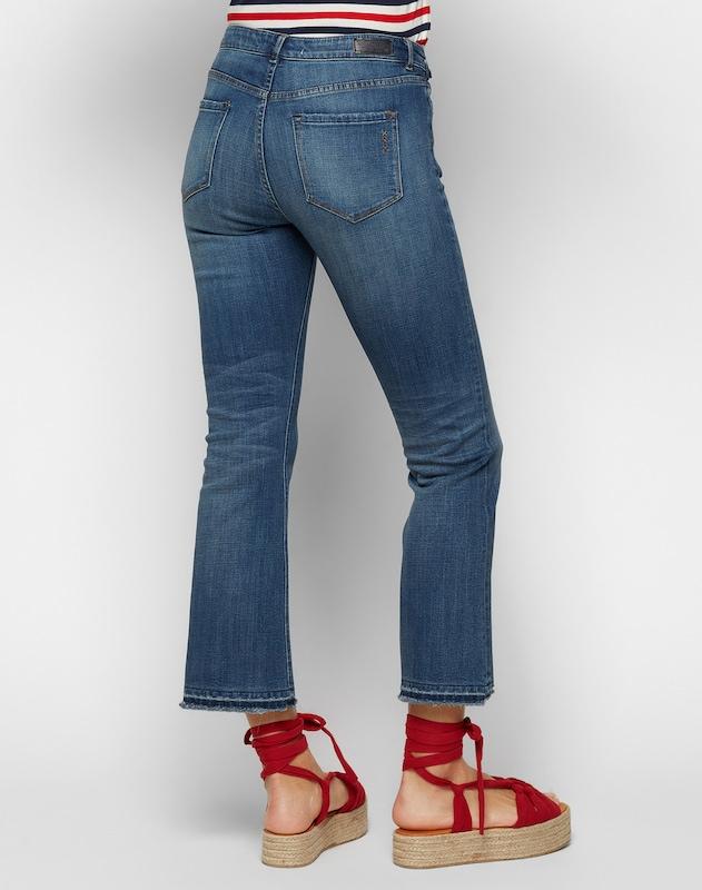 SCOTCH & SODA 'Grace Spirit' Flared Jeans