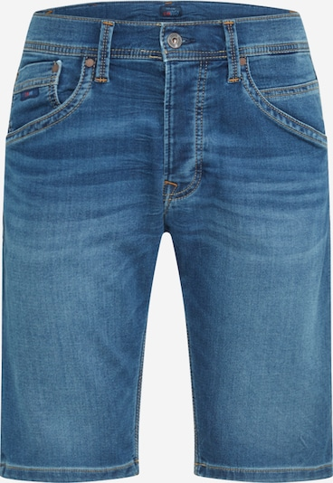Pepe Jeans Shorts 'TRACK' in blue denim, Produktansicht