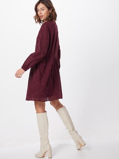 SISTERS POINT Sukienka 'VILKE-DR' w kolorze bordowym: Widok od tyłu