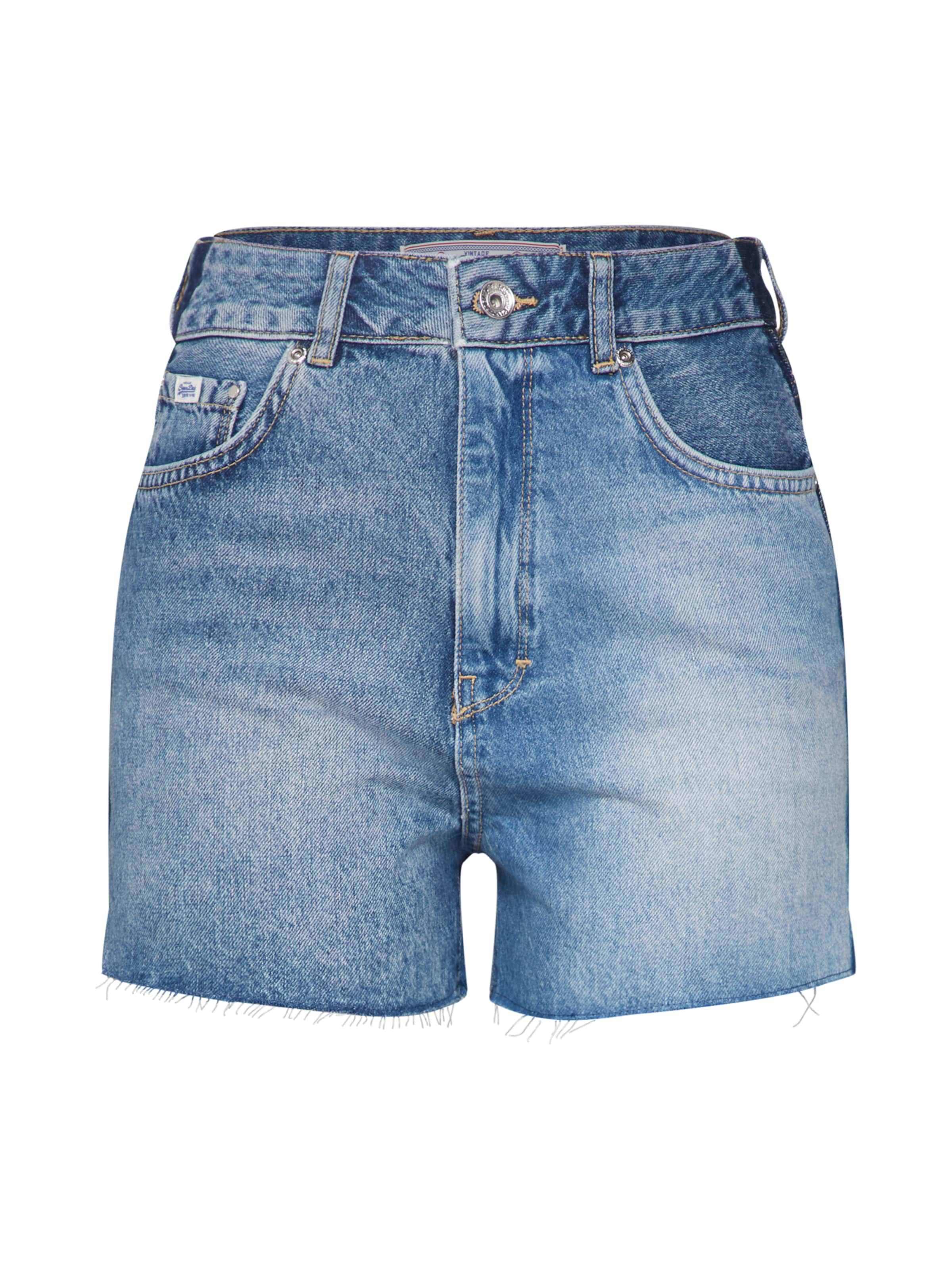 In In Denim Shorts Superdry Superdry In Shorts Superdry Shorts Denim Blue Blue c4RLSq5Aj3