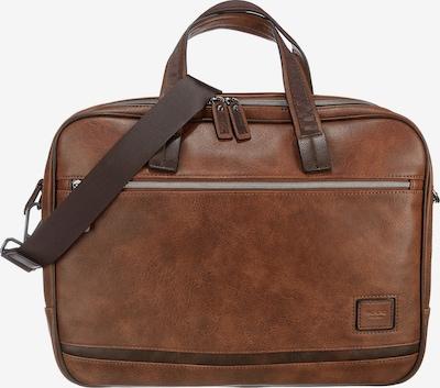 Picard Businesstasche in braun / dunkelbraun, Produktansicht